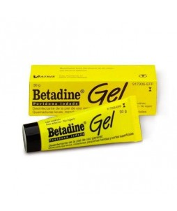 Betadine gel topico 30 gr