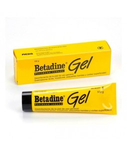 Betadine gel topico 100 gr