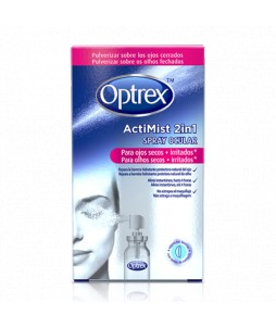Optrex ActiMist Spray 2 en 1 para ojos secos