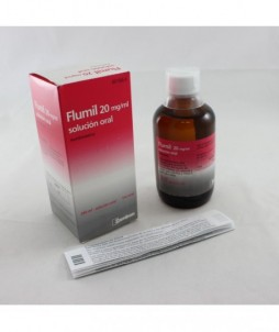 Fluimucil 20 Mg/Ml